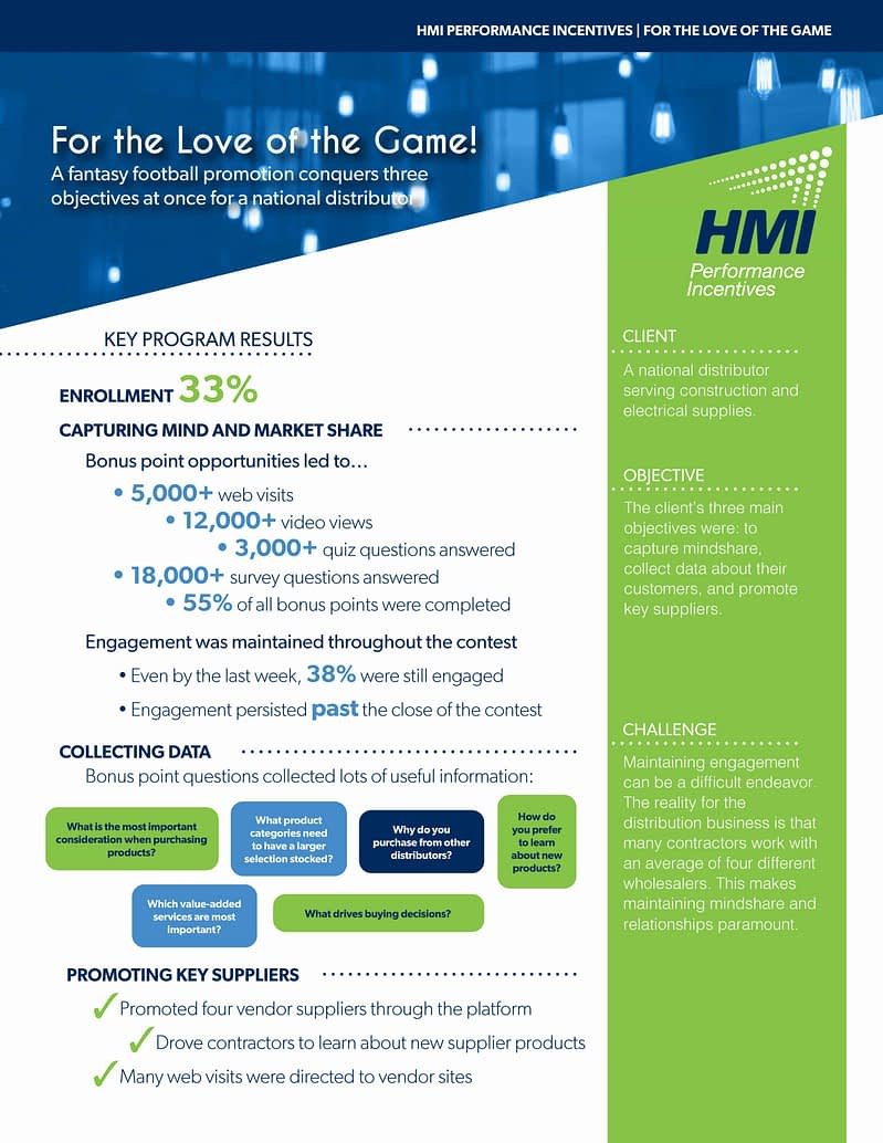 distributor case study